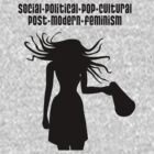 social political pop cultural post-modern feminism by Art Action  Union