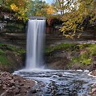 Minnehaha Falls by JimGuy