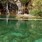 hanging lake - colorado by mellychan