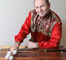 SERGEI GOLOVKO by Joseph Darmenia