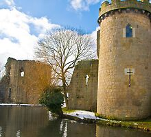 Whittington Castle #4 by Sheila Laurens