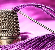 Granny's Thimble by withacanon
