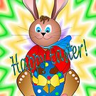Happy Easter Bunny by CanDuCreations