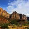 Zion national park by snehit