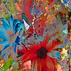 Psyched Daisies by Kathy Nairn