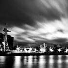 Quays by night... by ASBO-Allstar