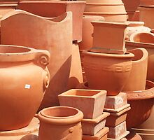 pottery by Deskjeting