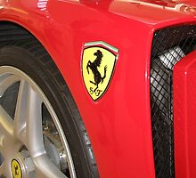 Ferrari Enzo wing by Tony Reed