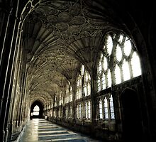 Gloucester Cathedral by ASBO-Allstar