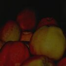 The gala apples! by sendao