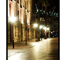 The Rocks, Sydney At Night by Gary Brant  Photography