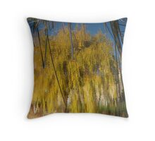 Where Dreams and Reality Meet Throw Pillow