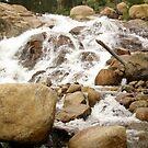 Colorado waterfall by bnispel22