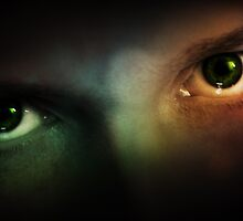 Insomniac Eyes by MariaBowskill