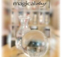 Magical Day Card 02 © VFPCards by Vicki Ferrari