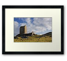 Smailholm Tower Framed Print