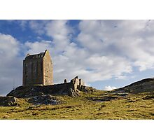 Smailholm Tower Photographic Print