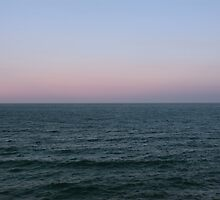 Inviting Horizon - Mona Vale Headlands by kaledyson