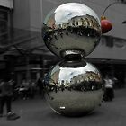 Rundle Mall Balls.. Adelaide by judygal