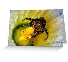 OOOOH! Honey Honey!! Greeting Card