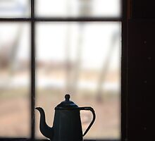 Coffee Pot by Victoria Jostes