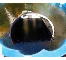 Ice bucket Photographic Print