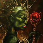 Elven Queen by imajica