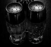 salt and pepper by jennadawn