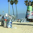 Venice Beach by Susan Russell