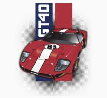 Ford GT40 by Steve Harvey