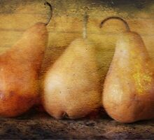Le Pears by Angela King-Jones