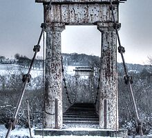 The 'Shakin Brig' Cross With Care! by Mark Mair
