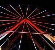 Ferris Wheel -  Nightfest. by lu138