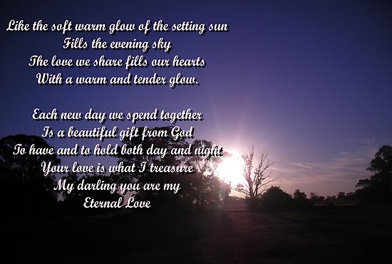eternal love poems
