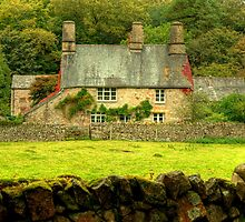 A Lakeland Cottage by Jamie  Green