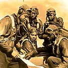 TUSKEGEE AIRMEN by KEITH  R. WILLIAMS