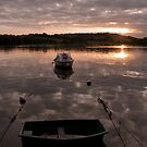 Another Sunset at Malpas by Simon Marsden
