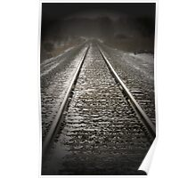 The Lonely Track Poster