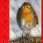 New Template for 5 ins x 7.5 ins RB Cards by Chris Clark