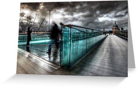 Millenium Bridge re-visited by igotmeacanon
