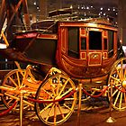 Buffalo Bill's Stagecoach Display by RichardKlos