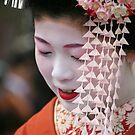 Maiko Umeyae 梅八重 by Jenny Hall