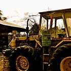 Trusty Old Tractor - Bindi Bindi by nicole holland