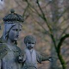 Mother and Child by TriciaDanby