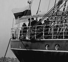 Boatmen by RobertCharles