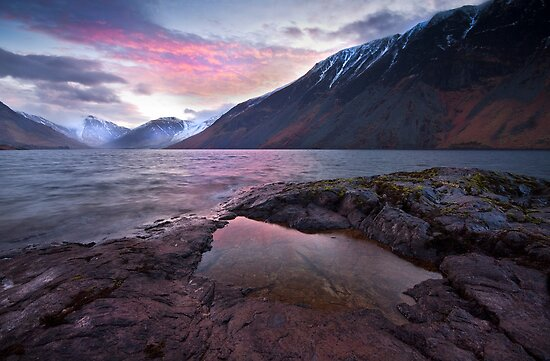 First light over Wastwater by Shaun Whiteman