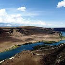 Awesome View of the Snake River, Idaho &quot;BlueSnake&quot; by iseezu