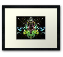 Save a Prayer (The Stars All Seem To Weep) Framed Print
