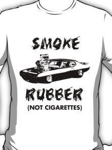 Smoke Rubber T-Shirt