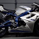 2010 Trimph Daytona 675 Special Edition by Chris Heising